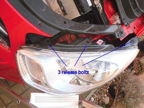 Changeing Front Headlight Bulb Page 3 Hyundai Forums